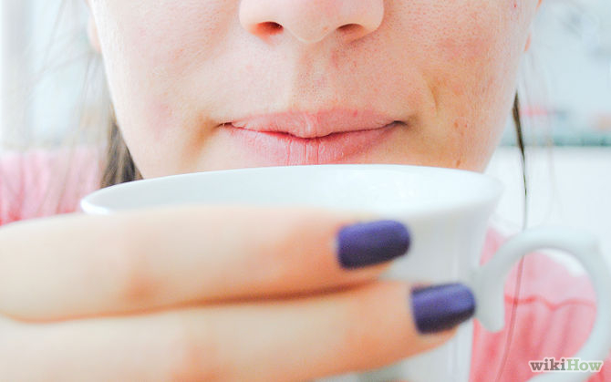 670px-Use-Green-Tea-on-Your-Face-to-Achieve-Prettier-Skin-Step-1