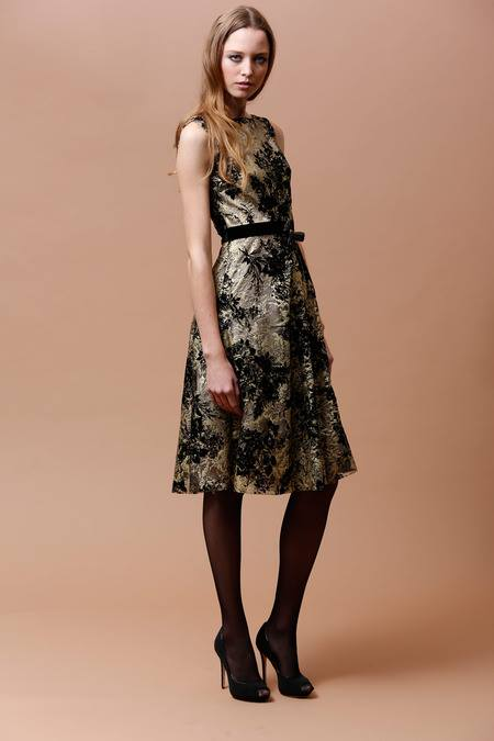 Badgley Mischka Pre-Fall 2014 Collection (1)