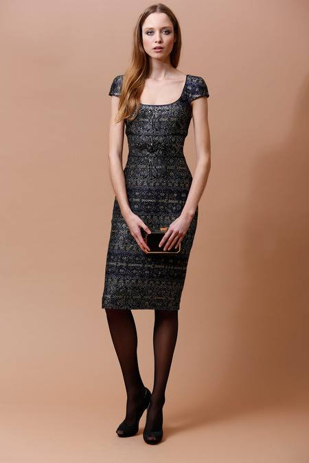 Badgley Mischka Pre-Fall 2014 Collection (17)