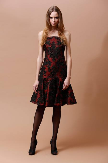 Badgley Mischka Pre-Fall 2014 Collection (18)