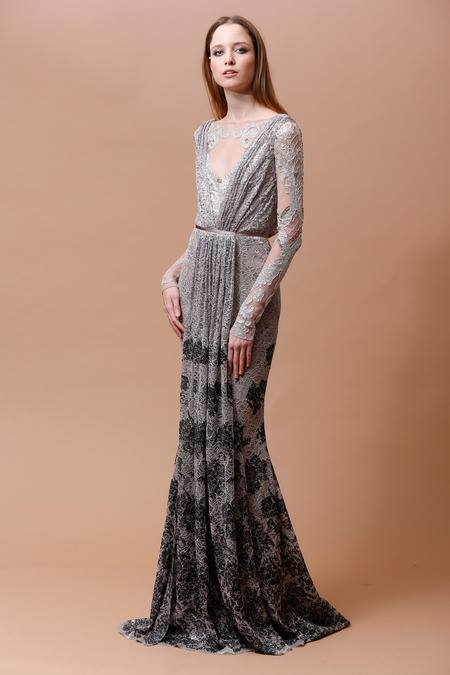 Badgley Mischka Pre-Fall 2014 Collection (2)
