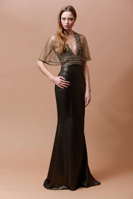 Badgley Mischka Pre-Fall 2014 Collection (20)