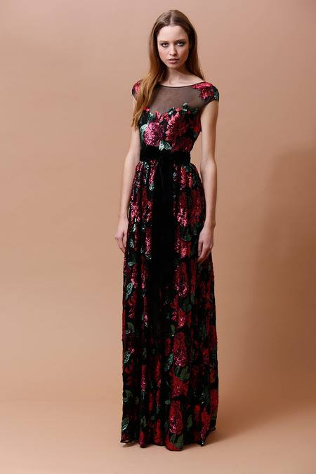 Badgley Mischka Pre-Fall 2014 Collection (22)