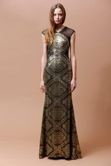 Badgley Mischka Pre-Fall 2014 Collection (25)