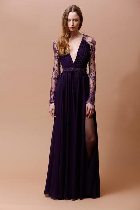 Badgley Mischka Pre-Fall 2014 Collection (3)