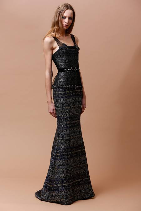 Badgley Mischka Pre-Fall 2014 Collection (4)