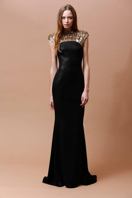 Badgley Mischka Pre-Fall 2014 Collection (5)