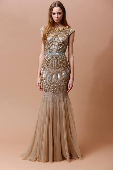 Badgley Mischka Pre-Fall 2014 Collection (6)