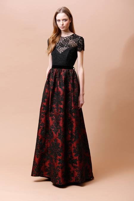 Badgley Mischka Pre-Fall 2014 Collection (9)