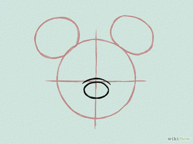 Draw-Mickey-Mouse-Step-12
