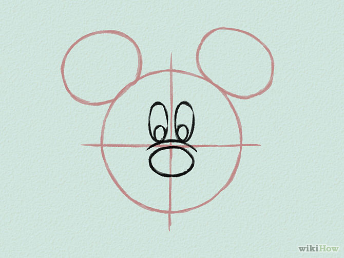 Draw-Mickey-Mouse-Step-13