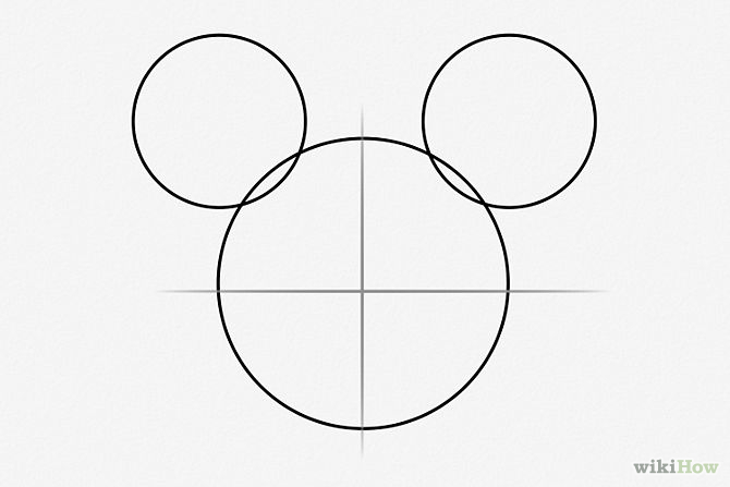 Draw-Mickey-Mouse-Step-3