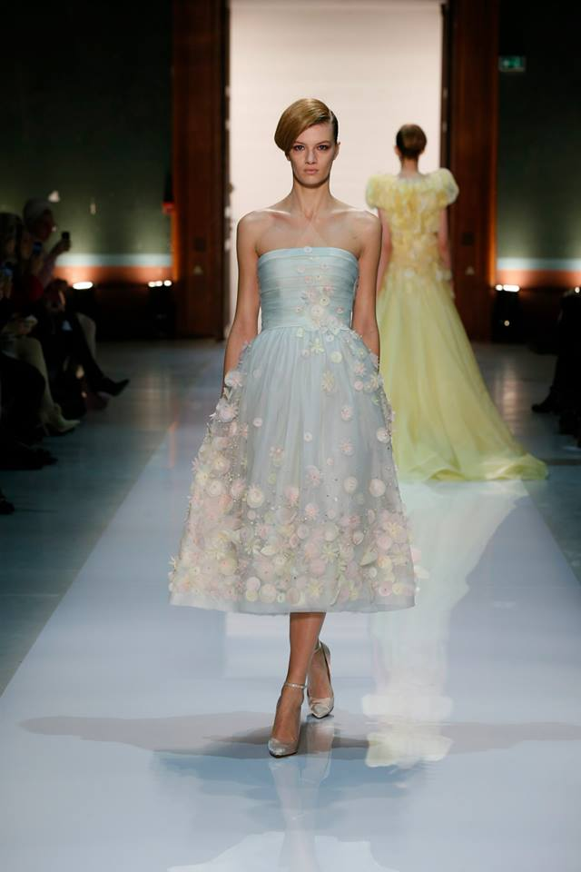 Silence is Golden - GEORGES HOBEIKA Couture SS 2014 (20)
