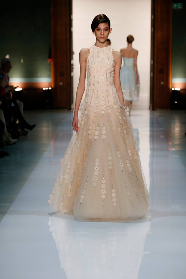 Silence is Golden - GEORGES HOBEIKA Couture SS 2014 (21)