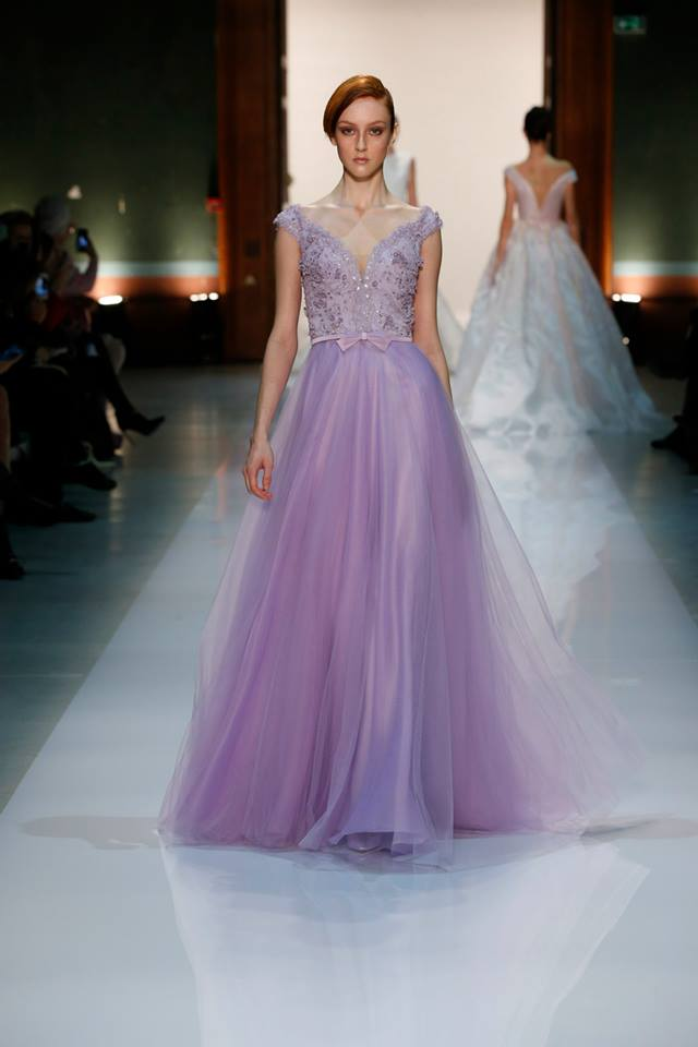 Silence is Golden - GEORGES HOBEIKA Couture SS 2014 (24)