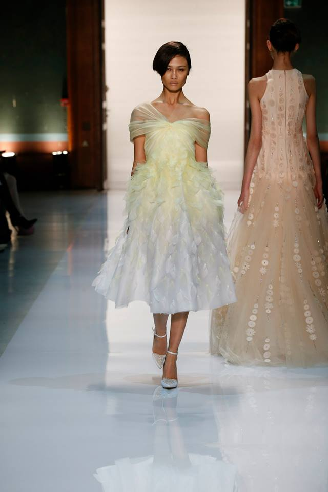 Silence is Golden - GEORGES HOBEIKA Couture SS 2014 (3)