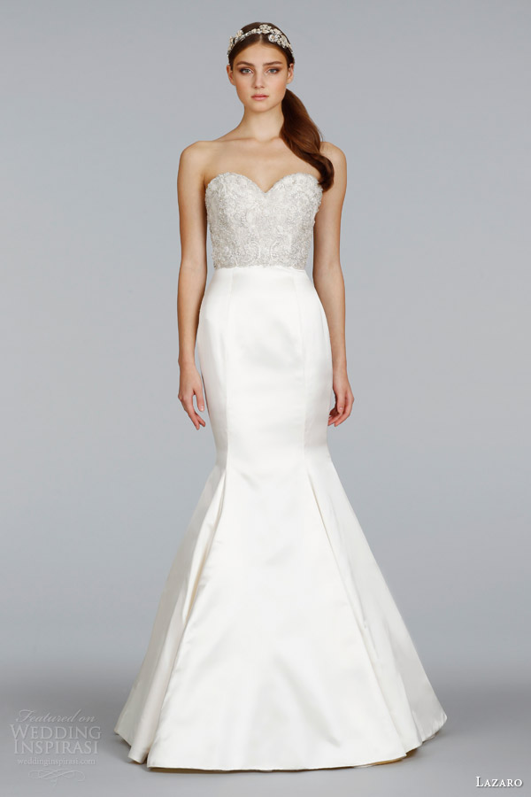 lazaro-bridal-spring-2014-strapless-trumpet-gown-beaded-bodice-style-lz-3404