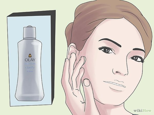 600px-Use-Olay-Products-to-Treat-Oily,-Sensitive-Skin-Step-2