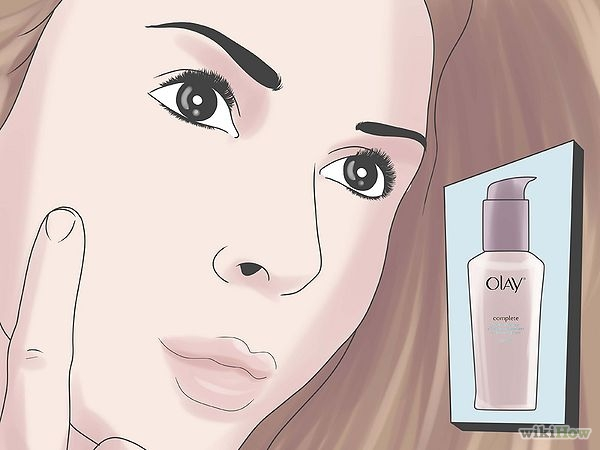 600px-Use-Olay-Products-to-Treat-Oily,-Sensitive-Skin-Step-4