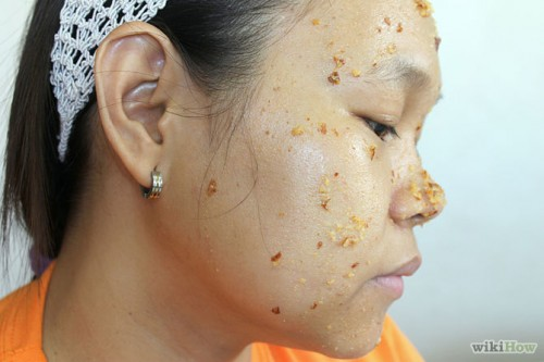 670px-Make-a-Mayonnaise-and-Almond-Exfoliating-Mask-Step-4