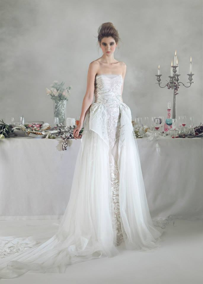 Basil Soda dresses for bride 2014 (14)