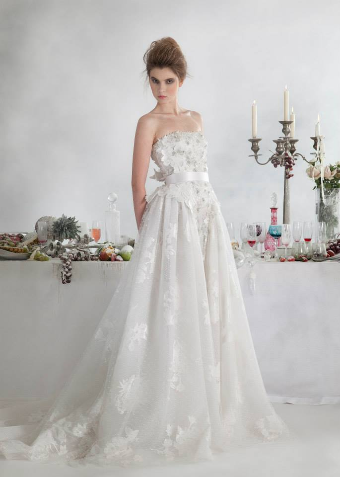 Basil Soda dresses for bride 2014 (6)