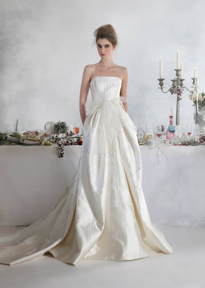 Basil Soda dresses for bride 2014 (9)