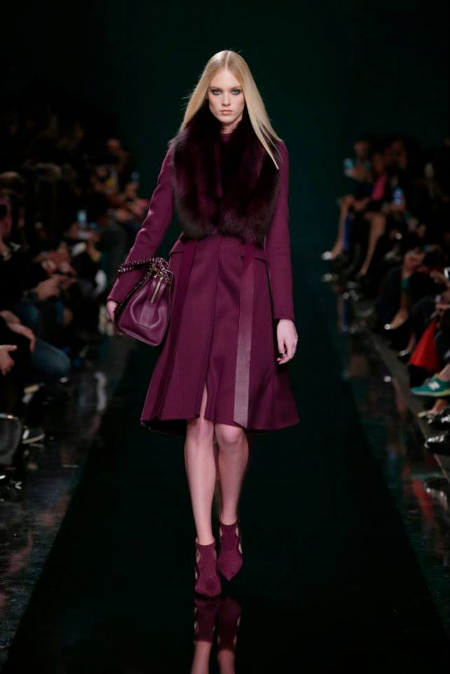 ELIE SAAB Ready-to-Wear Autumn Winter 2014-2015 Fashion Show (11)