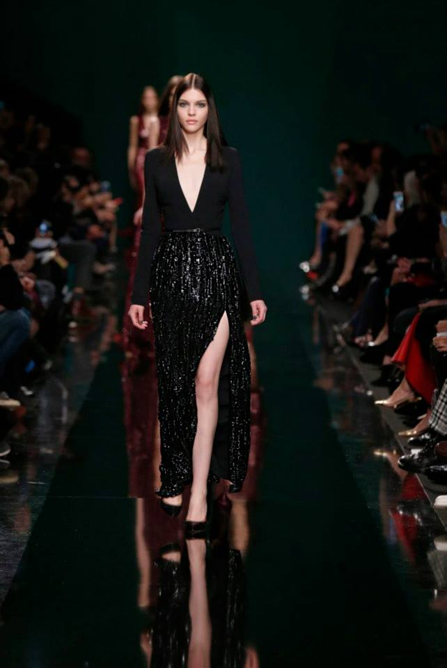 ELIE SAAB Ready-to-Wear Autumn Winter 2014-2015 Fashion Show (16)