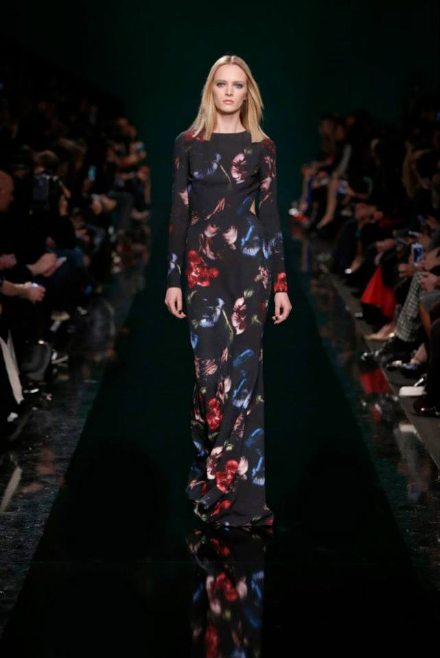 ELIE SAAB Ready-to-Wear Autumn Winter 2014-2015 Fashion Show (19)