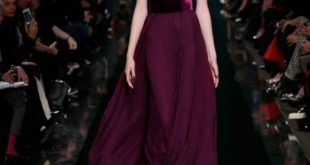 ELIE SAAB Ready-to-Wear Autumn Winter 2014-2015 Fashion Show (5)