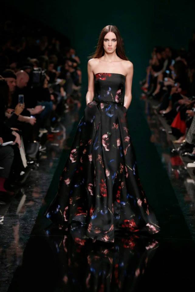 ELIE SAAB Ready-to-Wear Autumn Winter 2014-2015 Fashion Show (6)