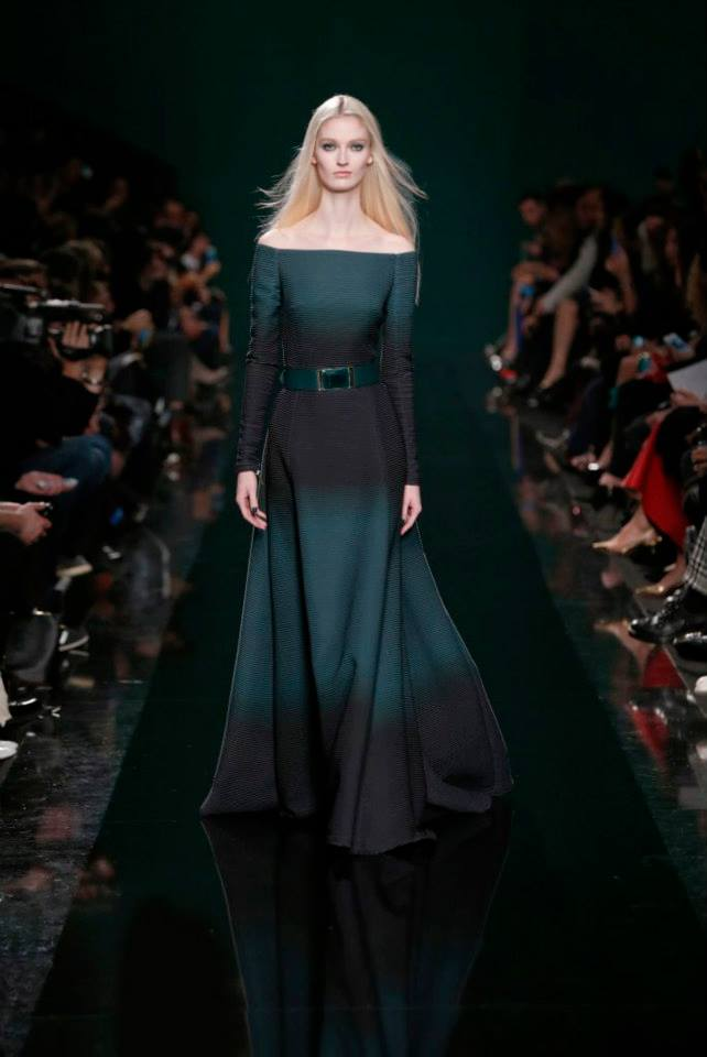 ELIE SAAB Ready-to-Wear Autumn Winter 2014-2015 Fashion Show (7)
