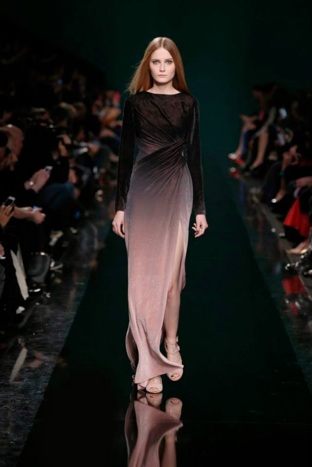 ELIE SAAB Ready-to-Wear Autumn Winter 2014-2015 Fashion Show (8)