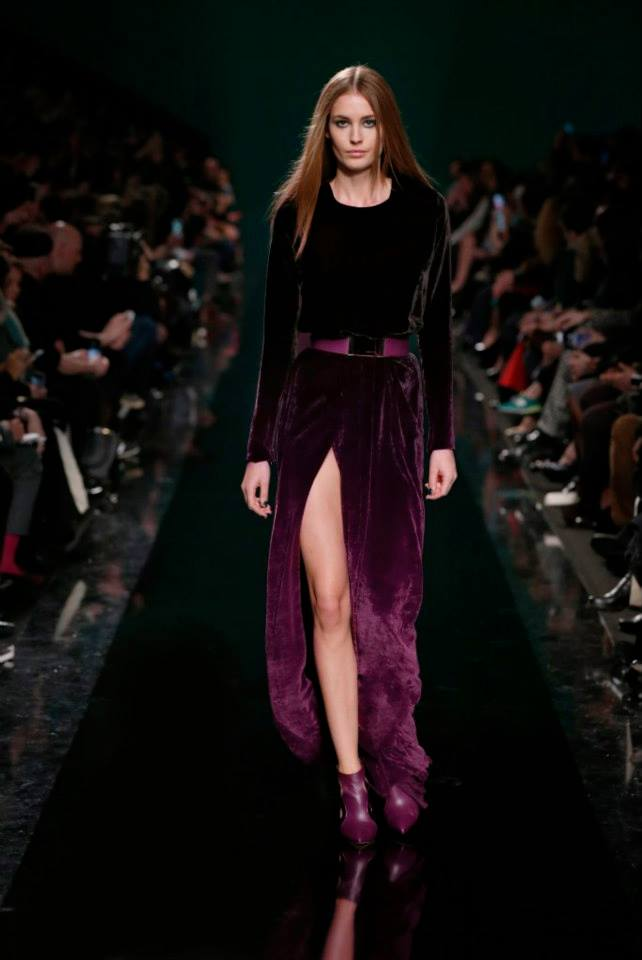 ELIE SAAB Ready-to-Wear Autumn Winter 2014-2015 Fashion Show (9)