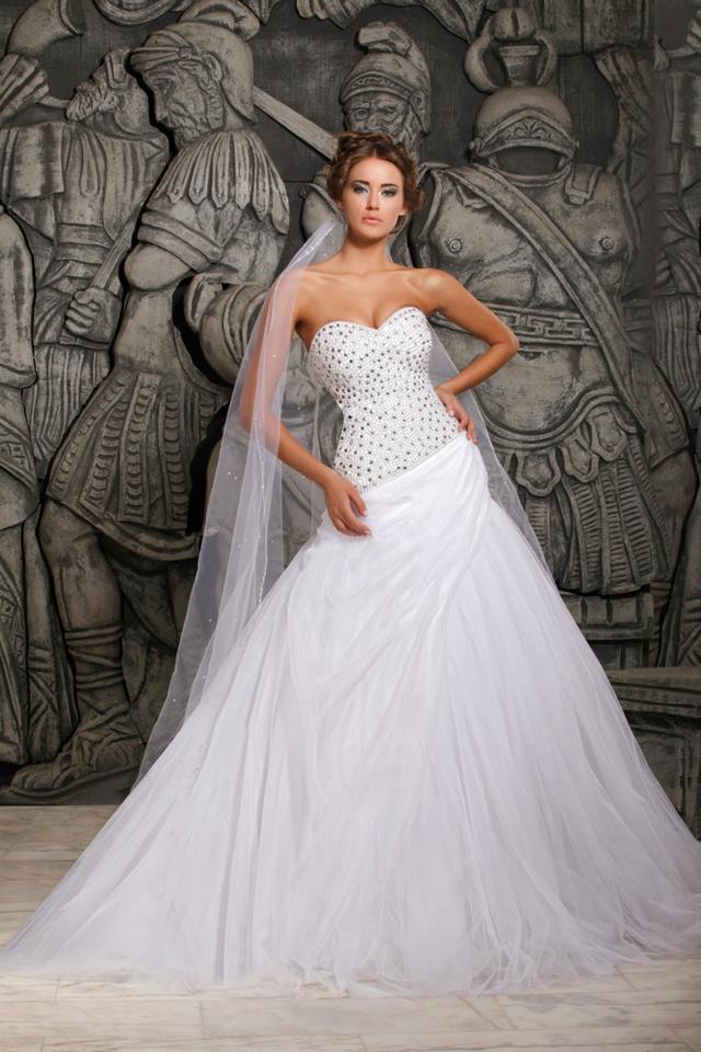 Hassan Mazeh bridal dress (10)