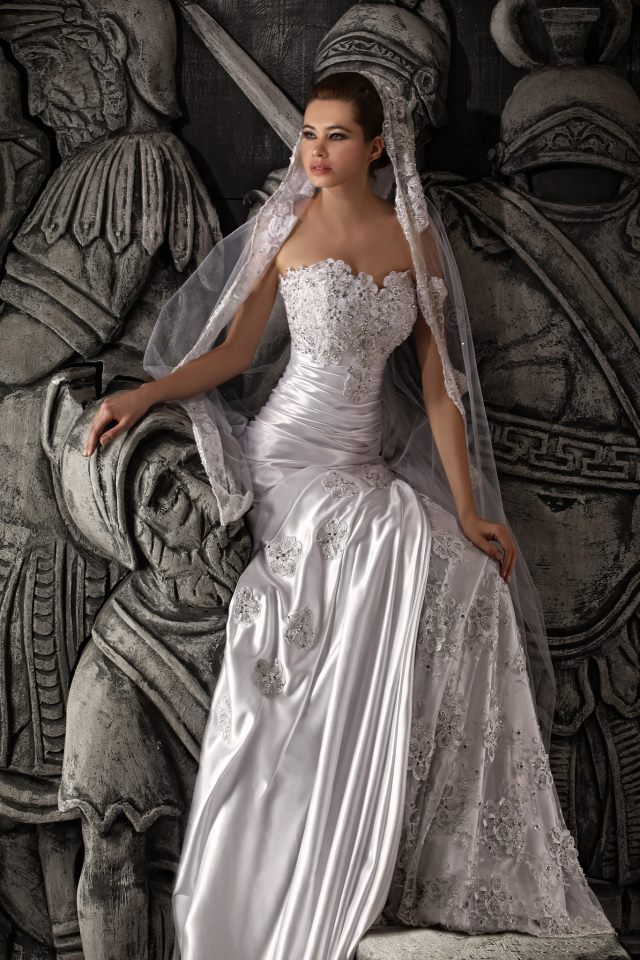 Hassan Mazeh bridal dress (12)
