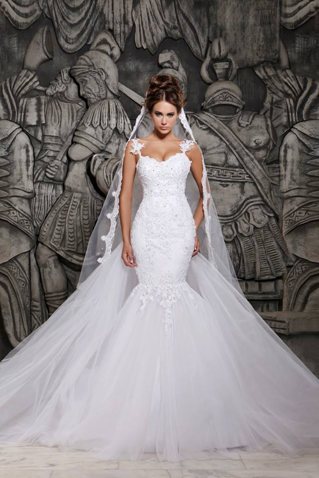 Hassan Mazeh bridal dress (15)