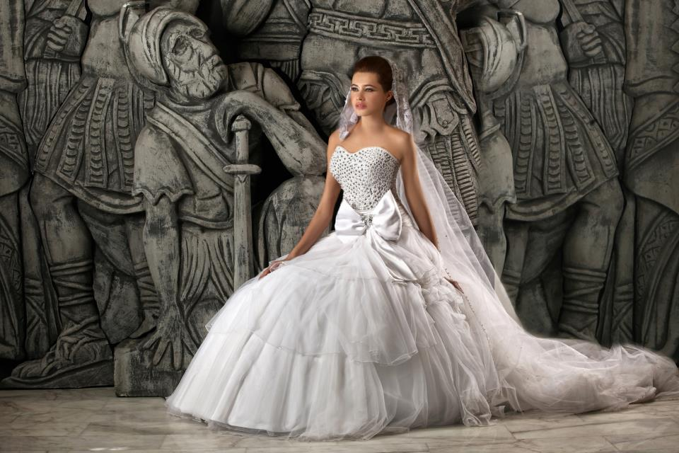 Hassan Mazeh bridal dress (2)