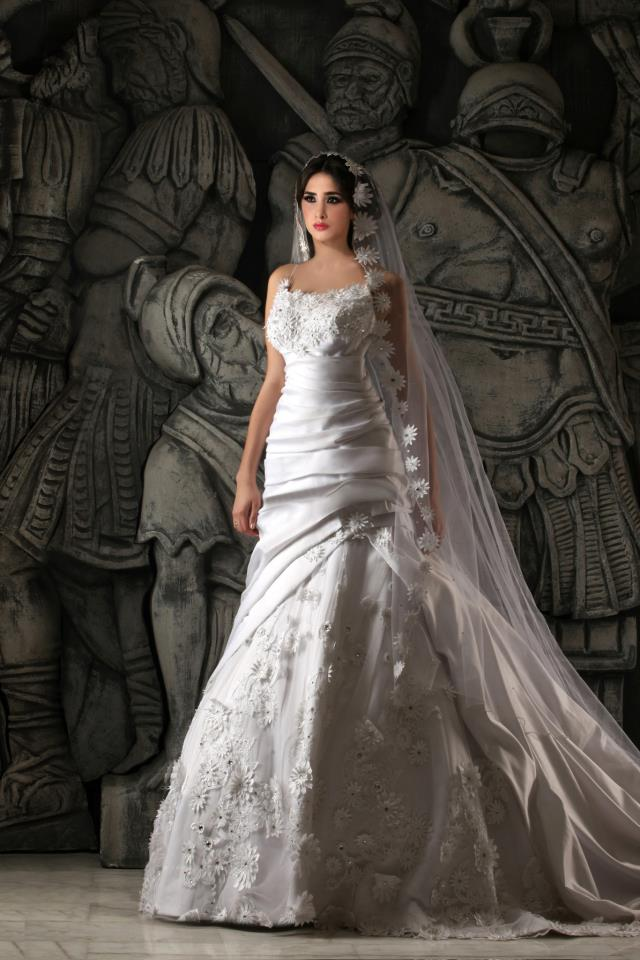 Hassan Mazeh bridal dress (4)