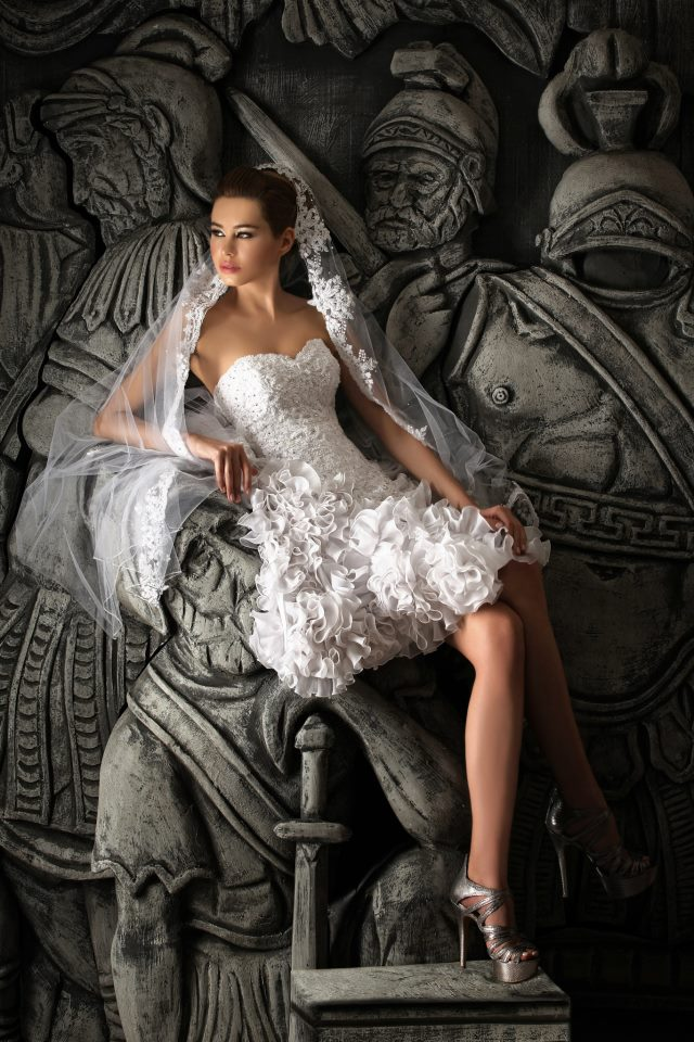 Hassan Mazeh bridal dress (5)