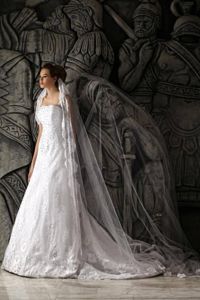 Hassan Mazeh bridal dress (8)