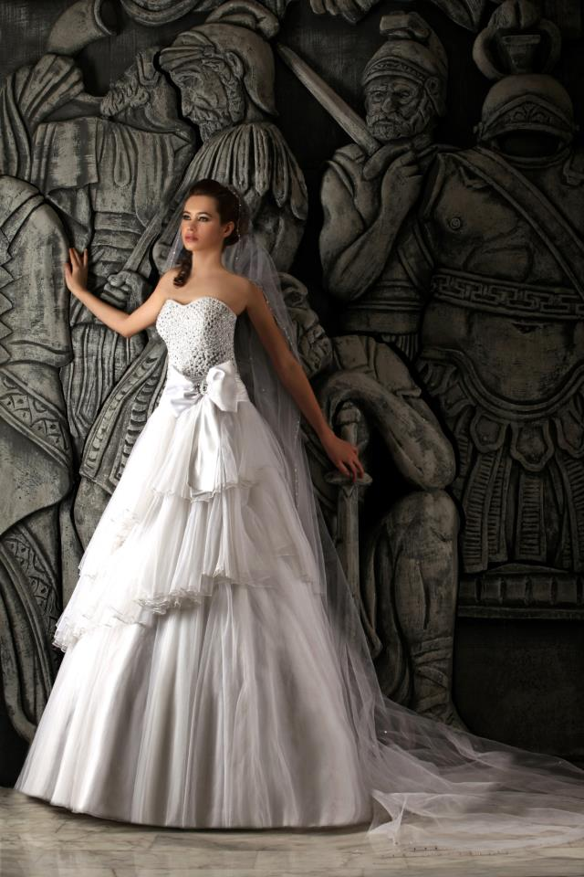 Hassan Mazeh bridal dress (9)