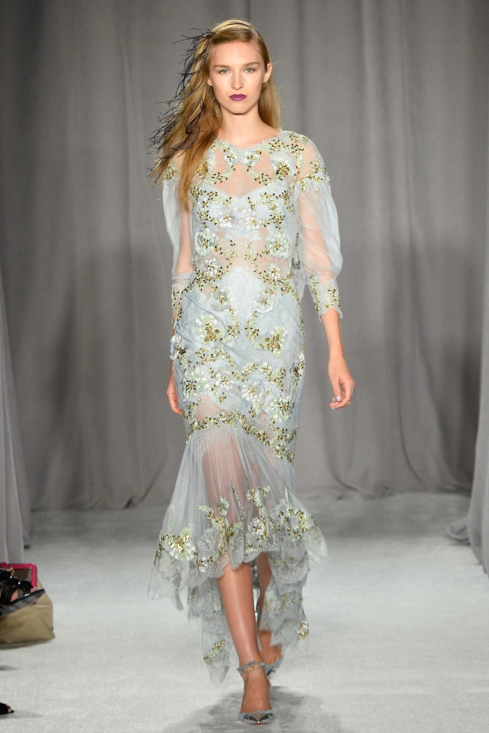Marchesa Spring 2014 RTW Collection (5)