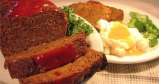 Meatloaf featured