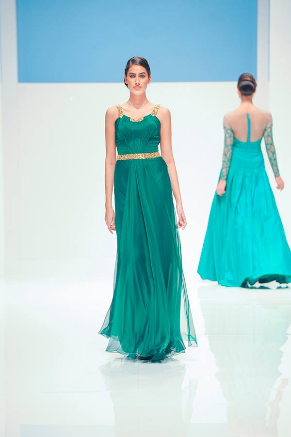 Saher Dia Spring - Summer Collections 2014 (21)