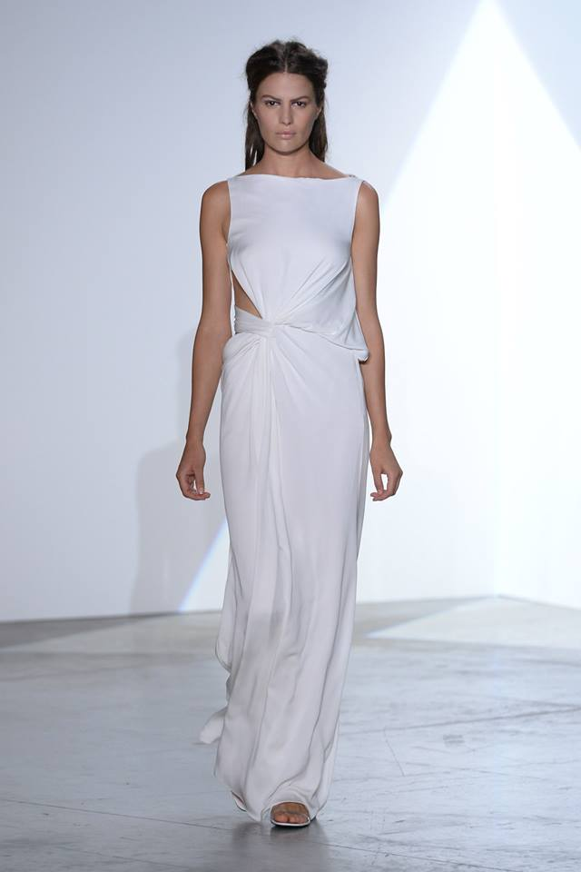 Vionnet Sping Summer 2014 Fashion Show (13)