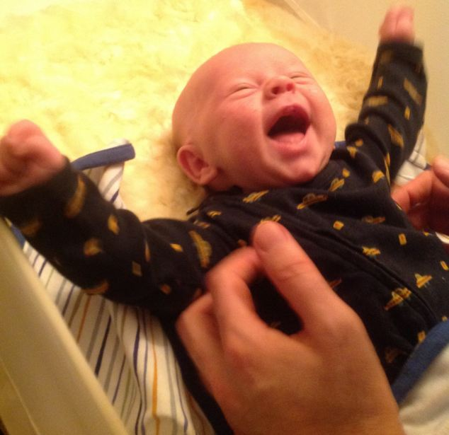 Why DO babies laugh