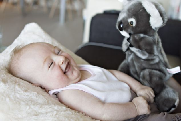 Why DO babies laugh4