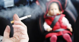 passive-smoking-of-kids-in-cars